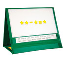 Learning Resources LER2699 Write-On/Wipe-Off Magnetic Demonstration Tabletop Pocket Chart