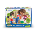 Learning Resources LER2783 Primary Science Mix & Measure Set