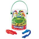Learning Resources LER2963 Gator Grabber Tweezers