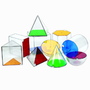 Learning Resources LER3208 Giant Geosolids Set Of 10