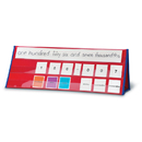 Learning Resources LER3216 Place Value Tabletop Pocket Chart