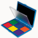 Learning Resources LER4275 7-Color Doall Stamp Pad