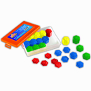 Learning Resources LER4292 54 Piece Metric Weight Set