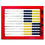 Learning Resources LER4335 2 Color Desktop Abacus