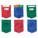 Learning Resources LER6445 Mini Pockets Set Of 6
