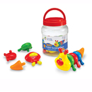 Learning Resources LER6701 Snap-N-Learn Color Caterpillars