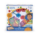 Learning Resources LER7204 Abc Lacing Sweets