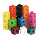 Learning Resources LER7585 Snap Cubes Set Of 500