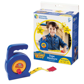 Learning Resources LER9154 Pretend & Play Tape Measure, Price/EA
