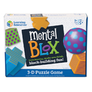 Learning Resources LER9280 Mental Blox Critical Thinking Set