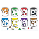 Learning Resources LER9590 Splash Of Color Magnetic Sorting Set