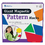 Learning Resources LER9863 Giant Magnetic Pattern Blocks Set - Of 47