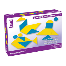 Patch Products LR-2722 Tangrams Plus, Price/EA