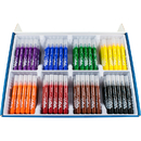 Maped Usa MAP846170 Broad Tip Markers 200 Color Set
