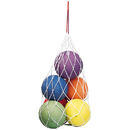 Dick Martin Sports MASBCN1 Ball Carry Net Bag 4 Mesh W/ Drawstring 24 X 36