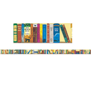 Mcdonald Publishing MC-A020 Chalkboard Topper Bookshelf Classic Gr 4-9& Up