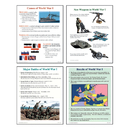 Mcdonald Publishing MC-P071 Poster Set World War 1 Gr 4-9