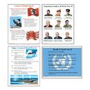 Mcdonald Publishing MC-P072 Poster Set World War 2 Gr 4-9
