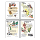 Mcdonald Publishing MC-P110 Poster Set North American Indians Gr 4-9