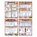 Mcdonald Publishing MC-P137 Fraction Basics Poster Set
