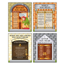 Mcdonald Publishing MC-P162 Reading Strategies Teaching Poster Set