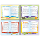 Mcdonald Publishing MC-P191 Literary Elements Teaching Poster Set