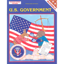 Mcdonald Publishing MC-R561 The Us Government Gr 6-9