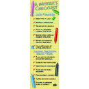 Mcdonald Publishing MC-V1623 A Writers Checklist Colossal Concept Poster