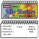 Mcdonald Publishing MC-W2020 Write-Abouts Silly Starters Gr 1-3