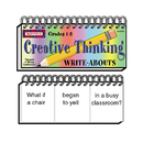 Mcdonald Publishing MC-W2022 Write-Abouts Creative Thinking Gr 1-3