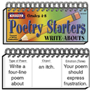 Mcdonald Publishing MC-W2023 Write-Abouts Poetry Starters