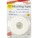 Miller Studio MIL3239 Remarkably Removable Magic Mounting Tape Tabs And Chart Mounts 1X72