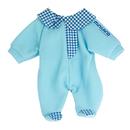 Miniland Educational MLE31524 Baby Doll Clothes Blue Pajamas
