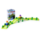 Miniland Educational MLE32346 Super Blocks Jumpy Track Set
