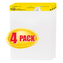 3M MMM559VAD4PK Post-It Self-Stick Easel Pads