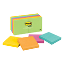 3M MMM65414AU Post-It Notes In Ultra 14 Pads Colors