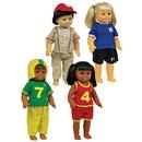 Get Ready Kids MTB1320 Sports Doll Clothes