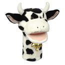Get Ready Kids MTB201 Plushpups Hand Puppet Cow