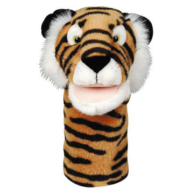 Get Ready Kids MTB206 Plushpups Hand Puppet Tiger, Price/EA