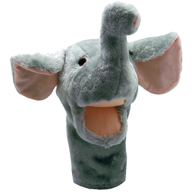 Get Ready Kids MTB209 Plushpups Hand Puppet Elephant, Price/EA