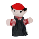 Get Ready Kids MTB451 Puppets Machine Washable Farmer