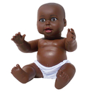Get Ready Kids MTB852GN Large Vinyl Gender Neutral African American Doll