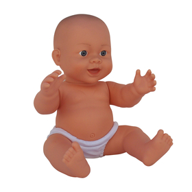 Get Ready Kids MTB856 Large Vinyl Gender Neutral Asian Baby Doll, Price/EA
