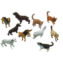 Get Ready Kids MTB873 5In Pets Animal Playset Set Of 10