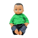 Marvel Education MTC118 Dolls Multi-Ethnic Hispanic Boy