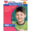 Newmark Learning NL-0412 Everyday Comprehension Gr 4 Intervention Activities