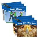 Newmark Learning NL-0524 Rising Readers Leveled Books Social Studies Set 24 Titles