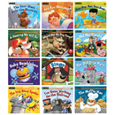 Newmark Learning NL-1066 Rising Readers Leveled Books Nursery Rhyme Songs & Stories 12