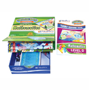 New Path Learning NP-234001 Mastering Math Skills Games Class Pack Gr 4