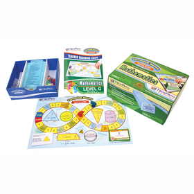 New Path Learning NP-237001 Mastering Math Skills Games Class Pack Gr 7, Price/EA